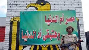 """مصر: بعد سقوط مقاتلة """"F-16"""".. أحمد ترك للساخرين من """"خير أجناد الأرض"""": """"قل موتوا بغيظكم"""""""