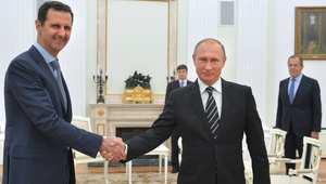 """رأي: مصالح روسيا وإيران مع النظام السوري """"استراتيجية"""" وليست """"عائلية"""""""