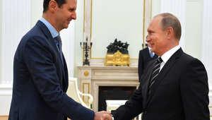 """رأي.. """"اشتداد الحضور الروسي في سوريا ليس من صالح الأسد"""""""
