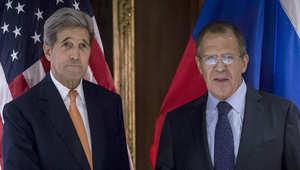 ببيان مشترك.. أمريكا وروسيا تعلنان خطة لوقف العنف بسوريا تبدأ الجمعة