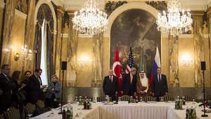قمة السعودية وروسيا وأمريكا وتركيا: خلاف حول مصير الأسد.. واتفاق على مواصلة المباحثات وزيادة الدول المشاركة