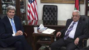 عريقات من الأردن: الجانب الإسرائيلي يبحث التهدئة.. وعباس يطالب كيري بتأمين حماية دولية للفلسطينيين