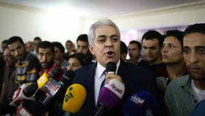 حمدين صباحي محذراً من اتفاقية تيران وصنافير: ستؤولان لاسرائيل عبر وسيط سعودي
