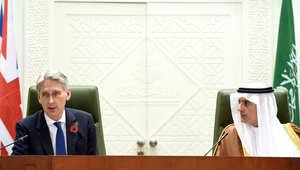 السعودية: يجب الوصول إلى حل للأزمة السورية يضمن رحيل الأسد.. وبريطانيا: سنبحث تقريب وجهات النظر بين إيران وروسيا ودول المنطقة