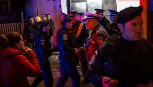 رومانيا: مقتل 27 وإصابة 162 باندلاع حريق في ناد ليلي بالعاصمة بوخارست