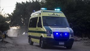 مقتل 14 وإصابة 42 في حادث مروري في مصر