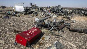 تعاون بين أمريكا ومصر للتحقيق حول الطائرة الروسية