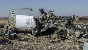 """وسط تقارير """"القنبلة"""".. بوتين يقرر تعليق الرحلات الجوية إلى مصر حتى التحقق من سبب سقوط الطائرة الروسية"""