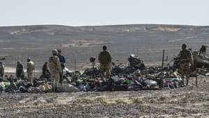 """روسيا: """"اختلافات تكتيكية"""" مع مصر حول التحقيق في سقوط الطائرة الروسية بسيناء.. وخبراؤنا هم من يضمن التوّصل إلى نتيجة"""