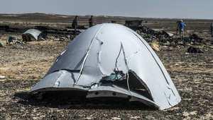 فقط على CNN.. ريتشارد كويست: فشل المحرك وحتى التفجير لا يتسبب بتدمير الطائرة الروسية