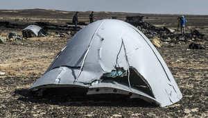 """مسؤولون أمريكيون لـ CNN: التحليلات الاستخباراتية ترجح سقوط الطائرة الروسية في سيناء بقنبلة زرعها """"داعش"""""""