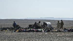 المتحدث باسم الكرملين لـCNN: لا يمكن استبعاد فرضية الإرهاب من أسباب سقوط الطائرة في سيناء.. ومتروجيت: التفسير الوحيد عامل خارجي