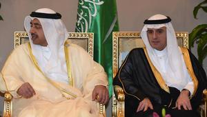 """الجبير وعبدالله بن زايد يهاجمان الحوثي وإيران بعد محاولة """"استهداف مكة"""""""