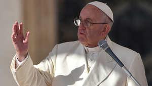 بابا الفاتيكان: الهجمات التي ضربت باريس جزء من التدرج نحو حرب عالمية ثالثة