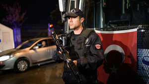 """السلطات التركية: اعتقال شخصين ينتميان لـ""""داعش"""" قبل تنفيذهما تفجيرات في أنقرة خلال ليلة رأس السنة"""