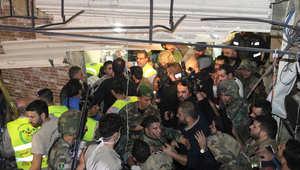 وزير الداخلية اللبناني: القبض على كامل الشبكة التي تقف وراء تفجيرات الضاحية الجنوبية