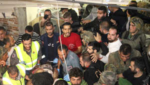 """43 قتيلا للآن بتفجيري بيروت منهم عناصر بحزب الله.. ومصدر أمني: الانتحاري المعتقل يؤكد انتمائه لـ""""داعش"""""""