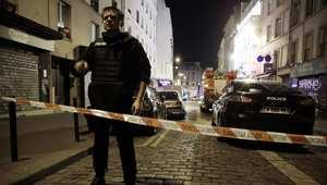 """الشرطة الفرنسية لـCNN: إغلاق ضاحية """"مونتروج"""" في باريس بعد اكتشاف جسم يشبه حزام ناسف"""