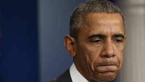 """لماذا أعلن أوباما عن """"احتواء داعش"""" قبل يوم من هجمات باريس؟"""