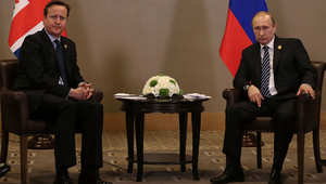 بوتين يدعو خبراء بريطانيين للمشاركة في تحليل بيانات الصندوق الأسود للطائرة الروسية التي أسقطتها تركيا