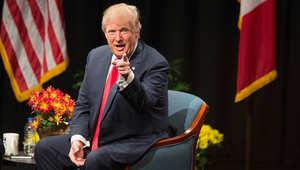 """ترامب يكشف عن رغباته.. مراقبة المساجد واللاجئين السوريين وإعادة التعذيب بـ""""الإيهام بالغرق"""""""