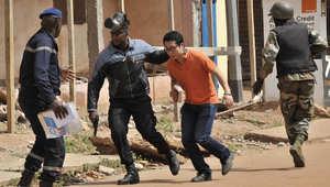 مالي تعلن انتهاء عملية احتجاز الرهائن في فندق بالعاصمة باماكو