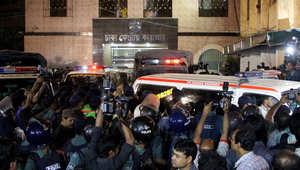 بنغلاديش: إعدام معارضين لجرائم حرب قبل 40 عاماً