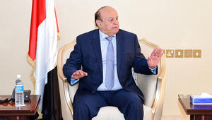 المخلافي: الرئيس اليمني وافق على وقف إطلاق النار لـ72 ساعة