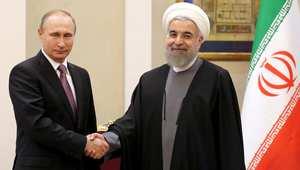 روحاني لبوتين: الاتفاق بسوريا عليه ألا يسمح للإرهابيين بالتقاط أنفاسهم.. والجيش الروسي أجبرهم على التفاوض