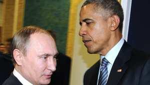 أوباما يُعرب عن شعوره بالأسى لخسارة بوتين لطيار بعد إسقاط تركيا المقاتلة الروسية