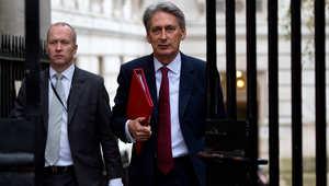 """وسط مناقشات محتدمة بالبرلمان البريطاني.. هاموند لـCNN: الهجمات على سوريا قد تبدأ """"على الفور"""""""