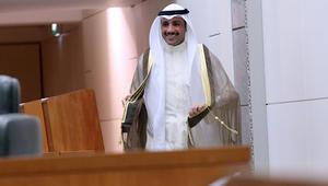 رسالة من أمير الكويت إلى مرزوق الغانم بعد مواجهته مع وفد الكنيست
