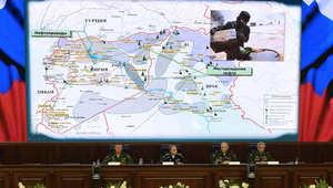 """روسيا تتهم أردوغان وأسرته وكبار مسؤوليه بالاستفادة المباشرة من """"نفط داعش"""".. وتدعو مجلس الأمن لمراجعة تنفيذ قرار قطع التمويل عن التنظيم"""