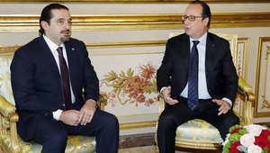 الحريري: نعمل على إنهاء الفراغ الرئاسي والأجواء إيجابية.. والسعودية: لم نقدم مبادرة تسمية فرنجية
