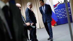 ماذا حدث بين وزيري خارجية روسيا وتركيا في أول لقاء منذ إسقاط المقاتلة الروسية؟