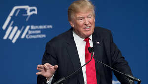 دونالد ترامب يستعد لزيارة إسرائيل.. ويهدد الحزب الجمهوري بالترشح مستقلا للرئاسة بعد انتقاد دعوته إلى منع المسلمين من دخول أمريكا