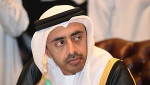 وزير خارجية الإمارات بعد محاولة استهداف الحرم: مصرون على اجتثاث الإرهاب ومن يموله
