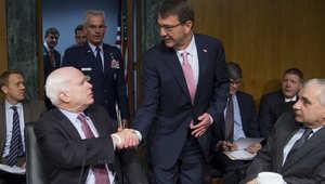 وزير الدفاع الأمريكي: يجب على السعودية وتركيا تقديم المزيد في الحرب ضد داعش.. ونتواصل مع الحلفاء لإرسال قوات خاصة