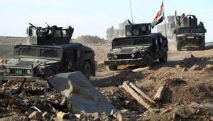 """السلطات العراقية تعلن بدء العملية العسكرية لاستعادة الرمادي من قبضة """"داعش"""" بدعم من التحالف الدولي"""