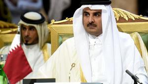 أمير قطر يهنئ الملك سلمان ونجله بمناسبة اختيار ولي العهد الجديد
