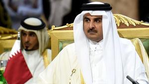 تميم بن حمد يتصل بروحاني لتهنئته.. والرئيس الإيراني: يجب تعزيز التعاون مع قطر الشقيقة