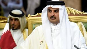 """خطاب أمير قطر.. القحطاني: أعده عزمي بشارة.. وخلفان: خطاب هزيل لـ""""تميم الضعيف"""""""