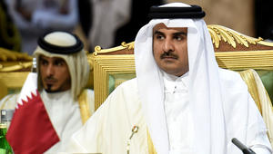 أمير قطر: سيادتنا خط أحمر.. وترامب عرض لقاء خليجيا بكامب ديفيد