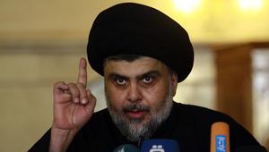 مقتدى الصدر يطالب بإلغاء المحاصصة السياسية بالعراق وتحديد سقف زمني لتشكيل حكومة تكنوقراط