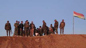 قوات البيشمركة تحبط محاولة هجوم انتحاري لداعش على عناصرها بشمال العراق
