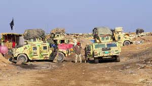 """مسؤول بوزارة الدفاع العراقية لـCNN: استعدادات لـ""""هجوم كبير"""" لتحرير الرمادي من نفوذ داعش بغضون أيام"""