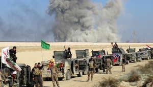 """الجيش العراقي يعلن قتل عشرات """"الإرهابيين"""" بينهم 8 من قيادات """"داعش"""" في غارات جوية على الأنبار والحويجة"""