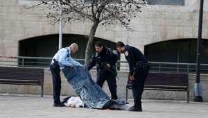 مقتل وإصابة فلسطينيين بزعم محاولة دهس وطعن جنود إسرائيليين بنابلس والقدس