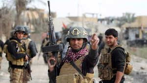"""الجيش العراقي يعلن استعادة السيطرة على الرمادي من قبضة """"داعش"""".. ورفع العلم فوق المجمع الحكومي"""