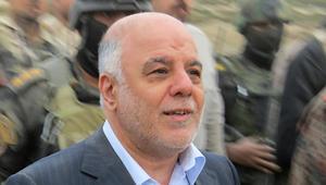 العبادي يبرر مرور قاذفات روسية انطلقت من إيران لسوريا فوق العراق
